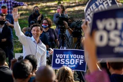 Second Georgia Senate seat headed to runoff that could decide Senate control