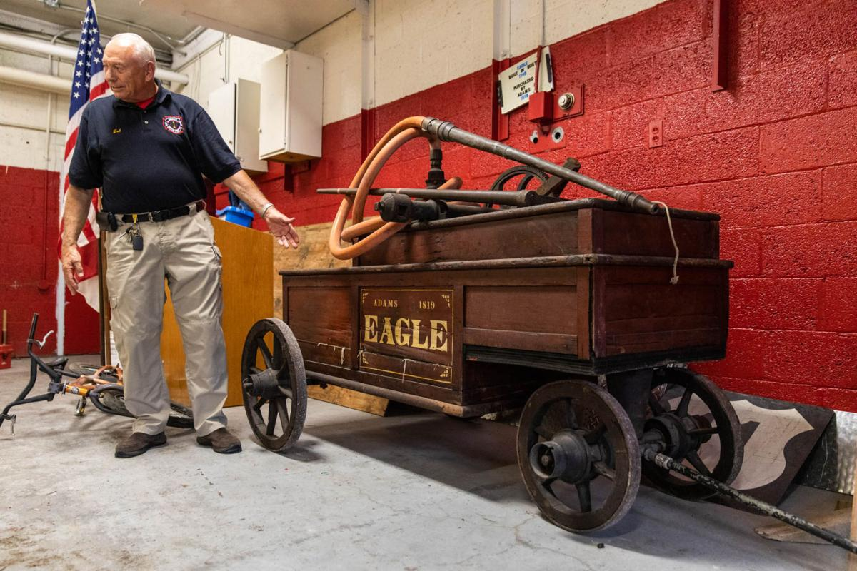 Adams marks 200 years of firefighting