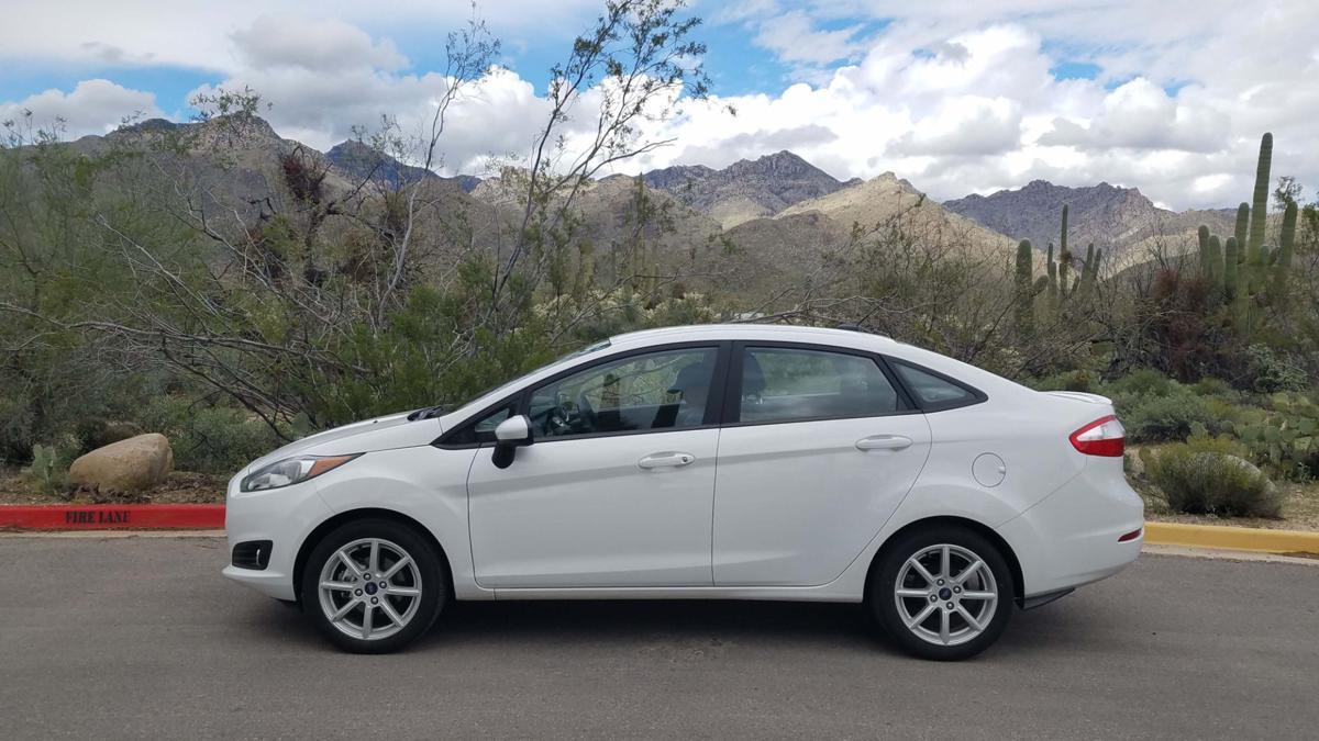 Used, sub-$10K, feisty Ford Fiesta is best buy