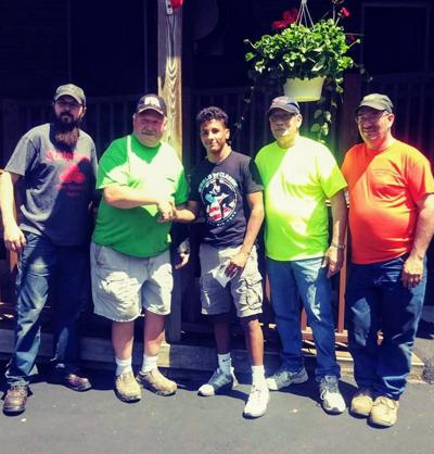 Sons of Legion help to send Lowville student to wrestling camp