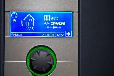 Replace a fossil fuel furnace to lower emissions and your bills