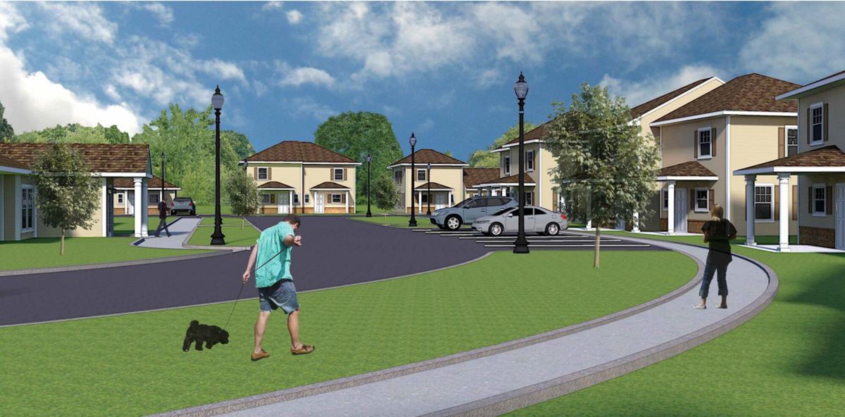 Pulaski's Selkirk Landing project construction underway