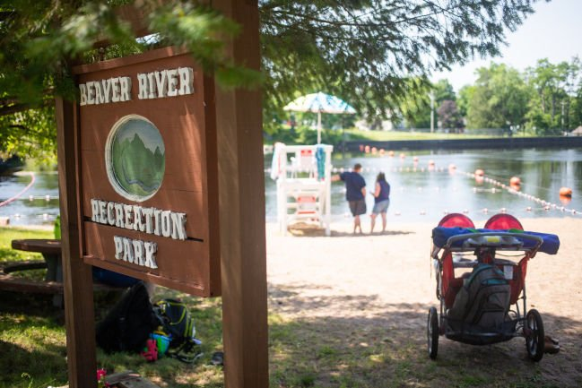 Beaver Falls Beach hits budget goals