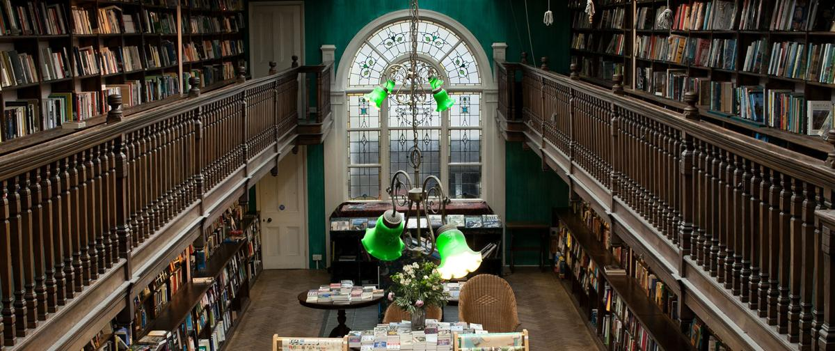 London's bookstores punctuate the city