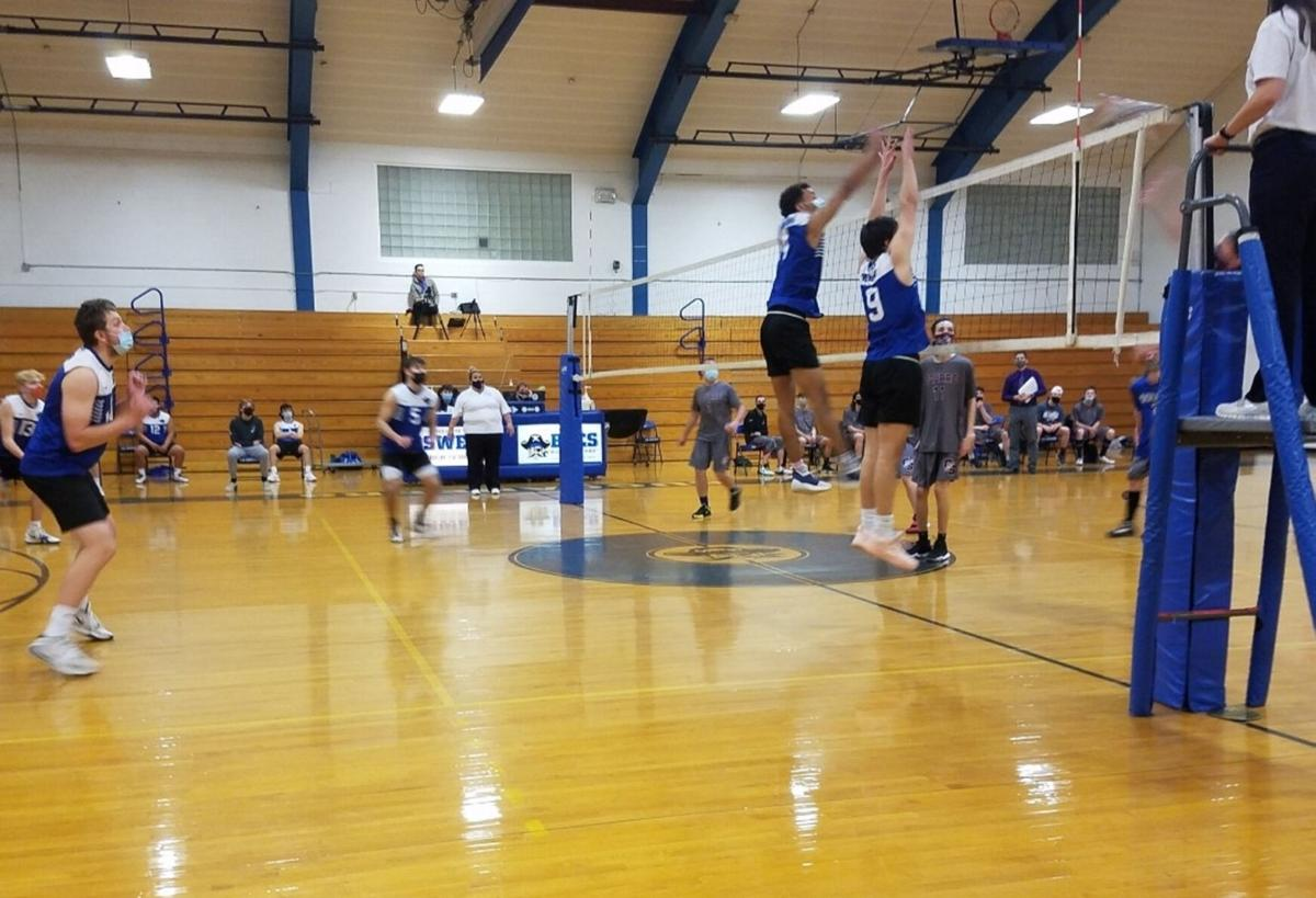 Seven senior Buccaneers end their volleyball careers with a win