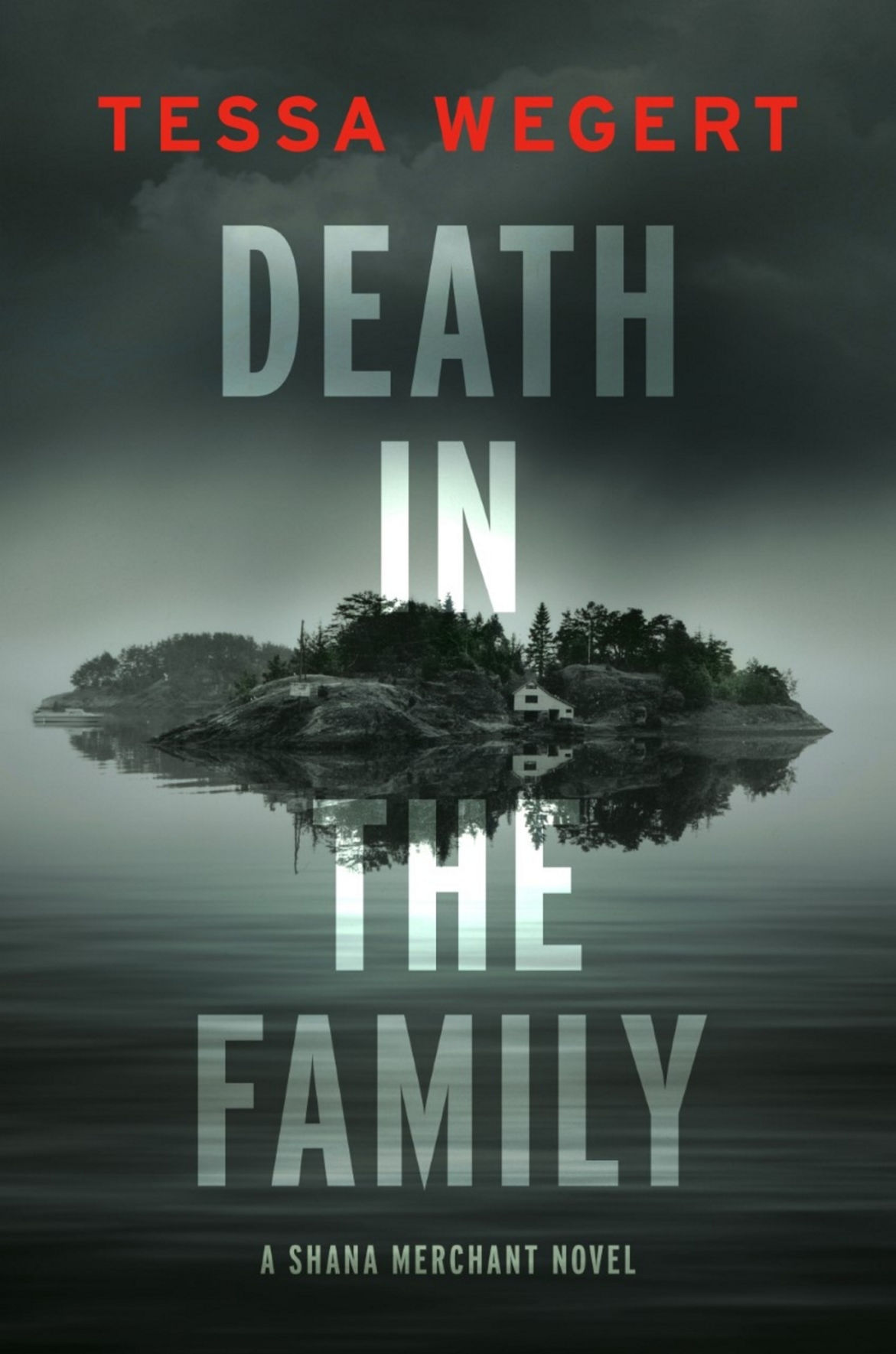 CRIME AND TIDE First-time novelist hits industry pay dirt, mysteriously, in the Thousand Islands