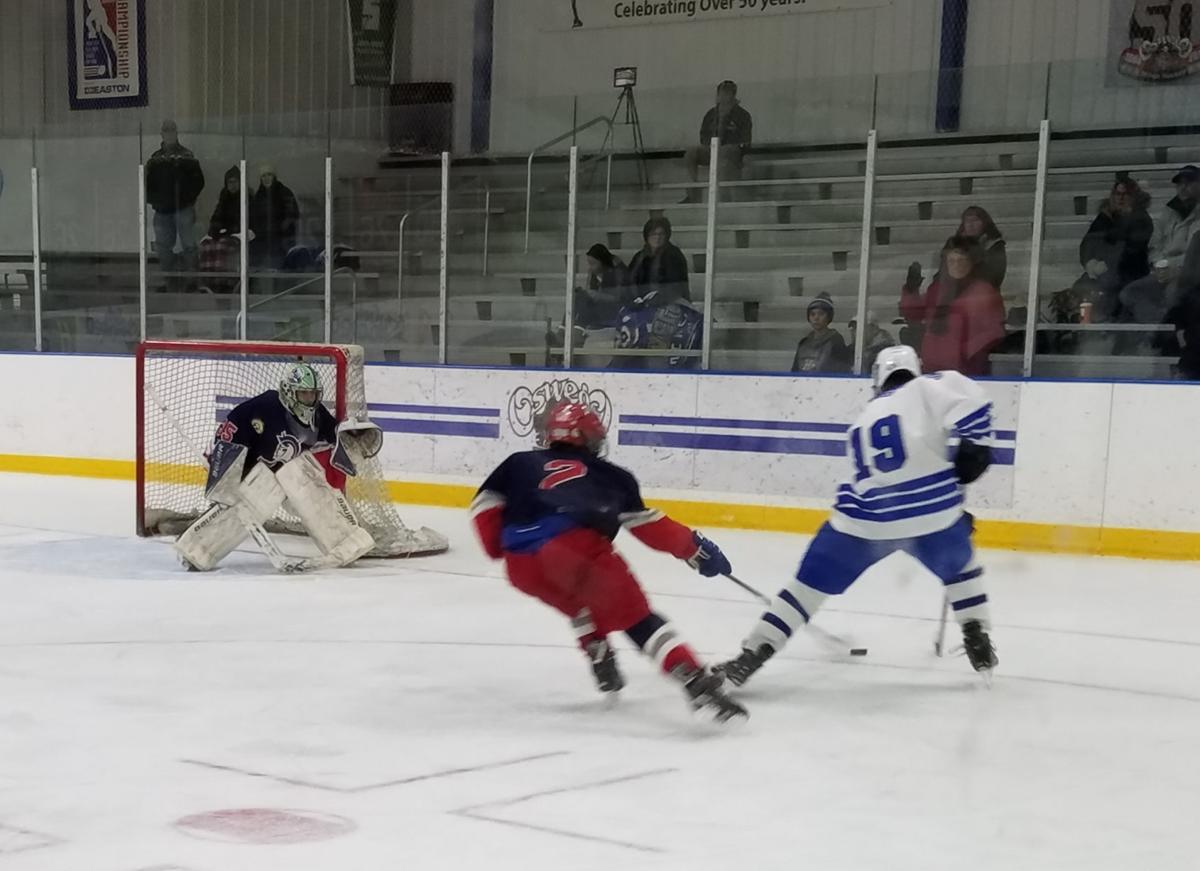 OHS varsity boys hockey team working towards momentous season