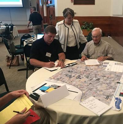 Communities begin putting together projects for REDI Commission