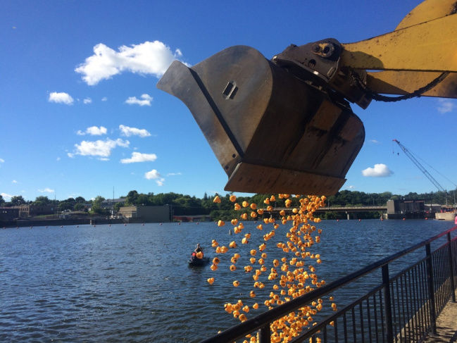 Fulton Lions' 29th Charby's Duck Derby launches Sept. 8