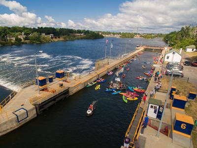 Oswego Paddlefest offers unique canal experience on July 17