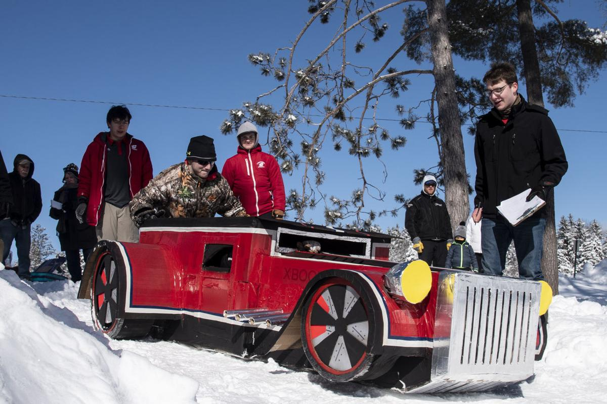 Winterfest well attended despite low temperatures