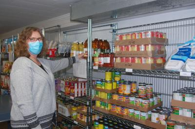 Croghan Food Pantry affiliates with Lowville site