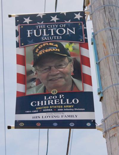 OCFCU launches military tribute banners in Fulton, Oswego