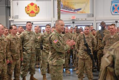 Fort Drum officers to have new roles | News | nny360 com