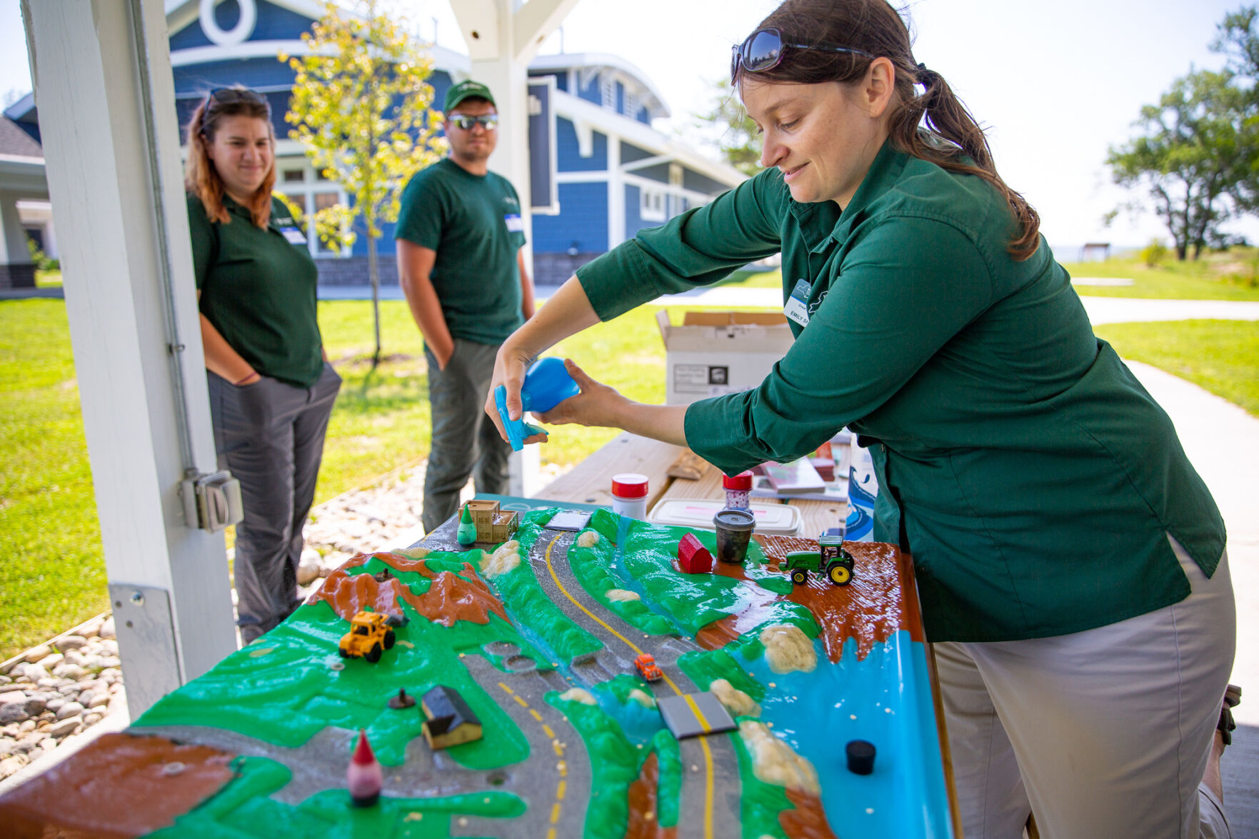 Teaching the teachers: Workshop held to inspire environmental learning, stewardship at Southwick Beach