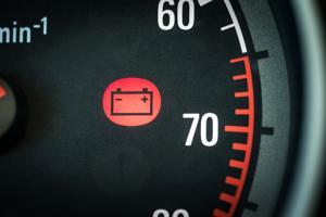Motormouth: Batteries battling the heat.
