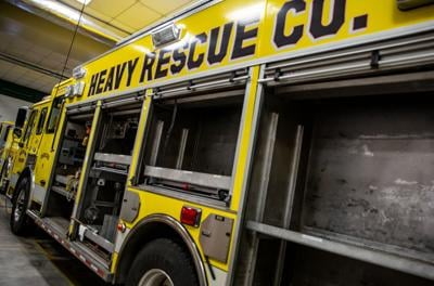 First bids come in for heavy rescue truck