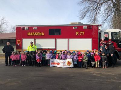 Firefighters raising funds to buy coats for kids
