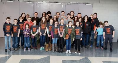 MACS robotics team honored worldwide by Vex at virtual ceremony