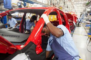 Ford will cease making cars in India, take $2B charge.