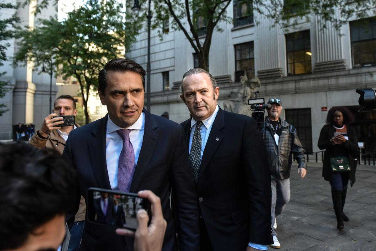 Giuliani associates' case gets complicated