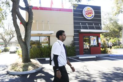 Vegan man sues Burger King for cooking Impossible Whopper next to meat