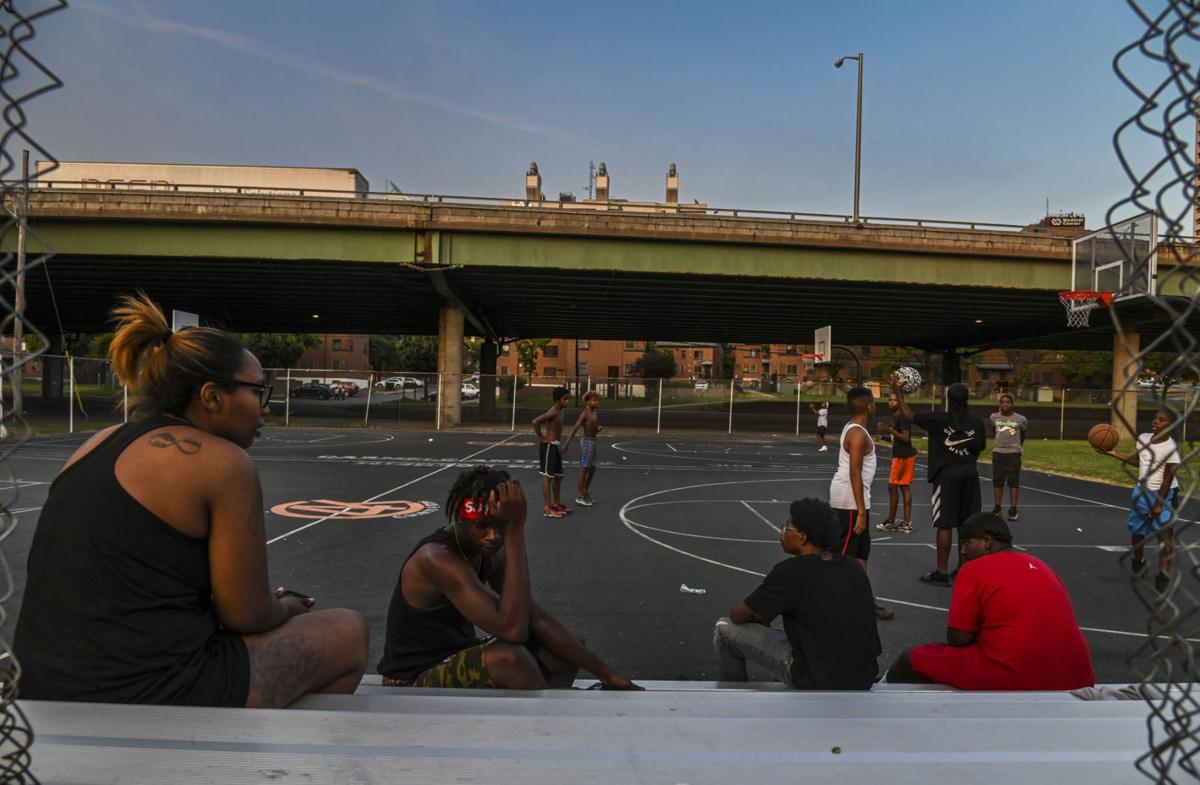 About reparations A crumbling bridge in Syracuse is sparking a conversation