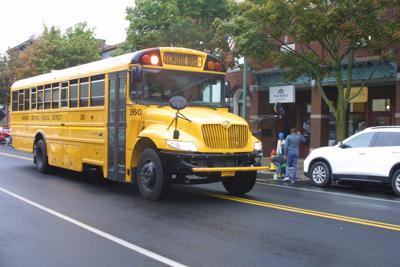School bus cameras discussed