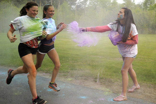 Carthage to host colorful fun run and fireworks July 13