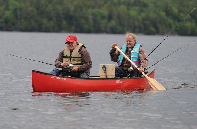 Paddling draws tourists into Adirondack Park