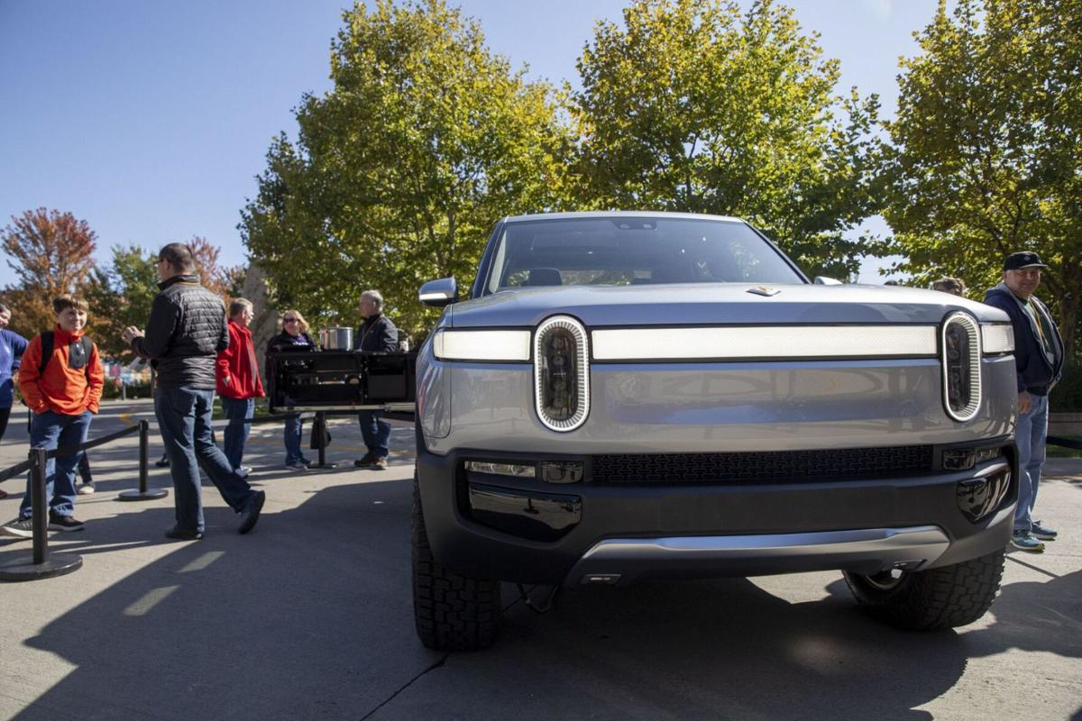 Group of Illinois auto dealers sue the state and Rivian EV startup