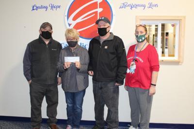 Fulton Block Moose Club supports Catholic Charities