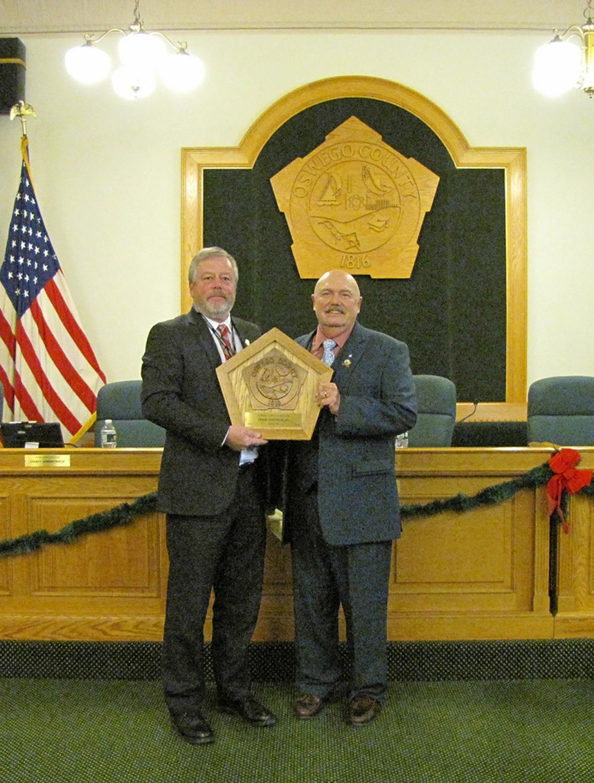 Outgoing legislators honored