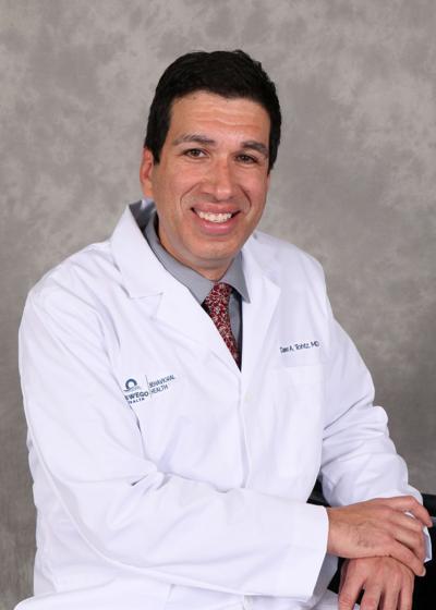 Oswego Health welcomes psychiatrist Damon A. Tohtz, MD