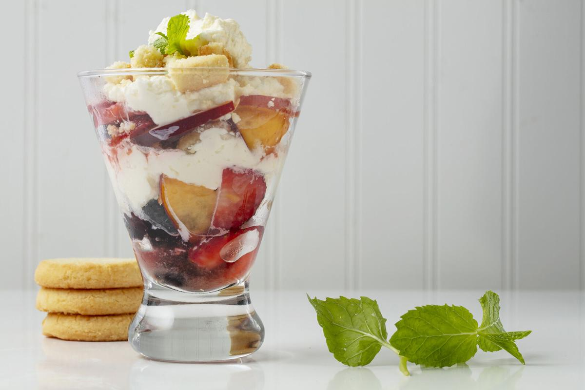 Easy, elegant summer desserts