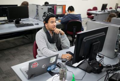 New computer science education program debuts at SUNY Potsdam