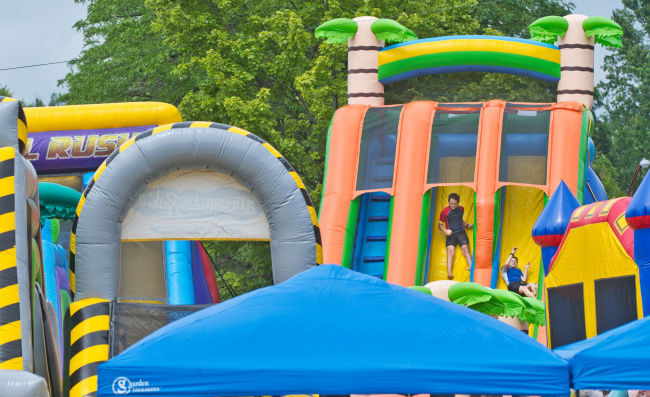 Potsdam Summerfest provides seasonal fun