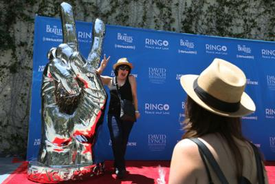 'It Don't Come Easy': Ringo's 'Peace and Love' sculpture finds a home