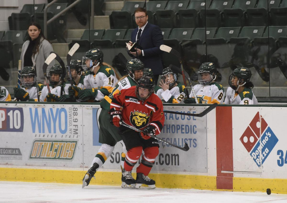 Mark Digby to guide Oswego State women's ice hockey team into the future