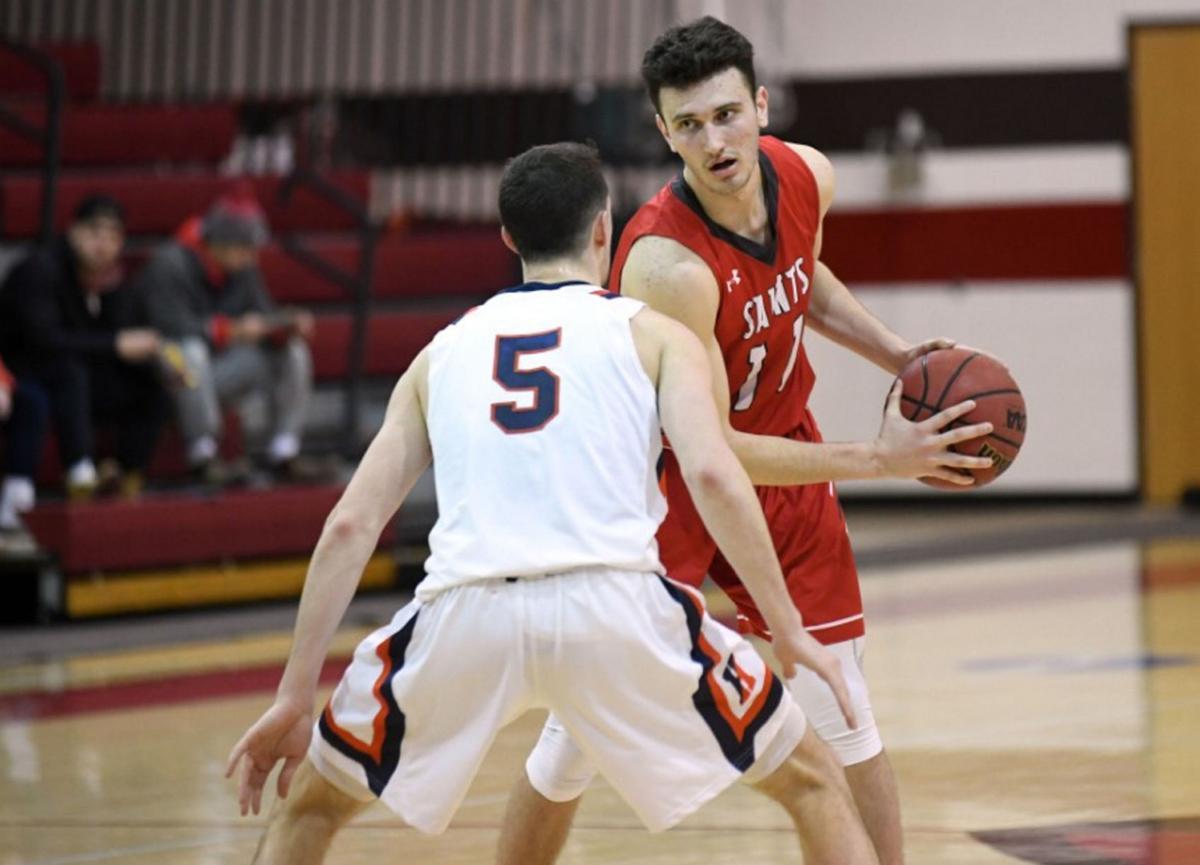 Local college basketball: SLU's Hicks has hoops in his blood