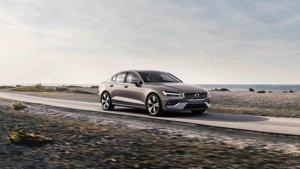 Volvo blazes hybrid trail with 2020 S60 e-AWD.