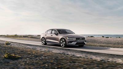 Volvo blazes hybrid trail with 2020 S60 e-AWD