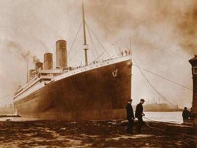 Wireless aboard the Titanic
