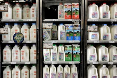 Milk co-op buying Byrne Dairy plant