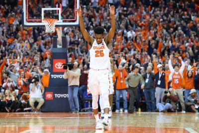Syracuse's season full of ups, downs