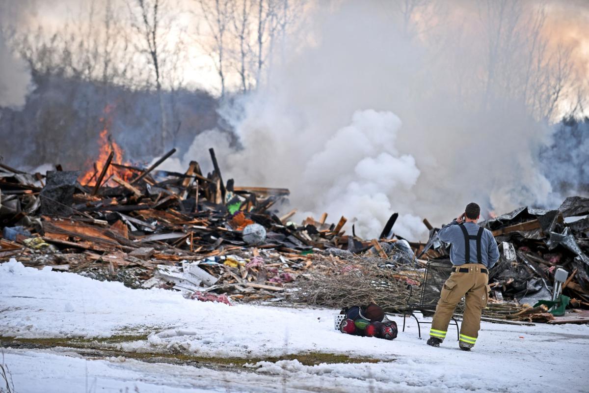 Mom, daughter flee Clayton fire | News | nny360 com