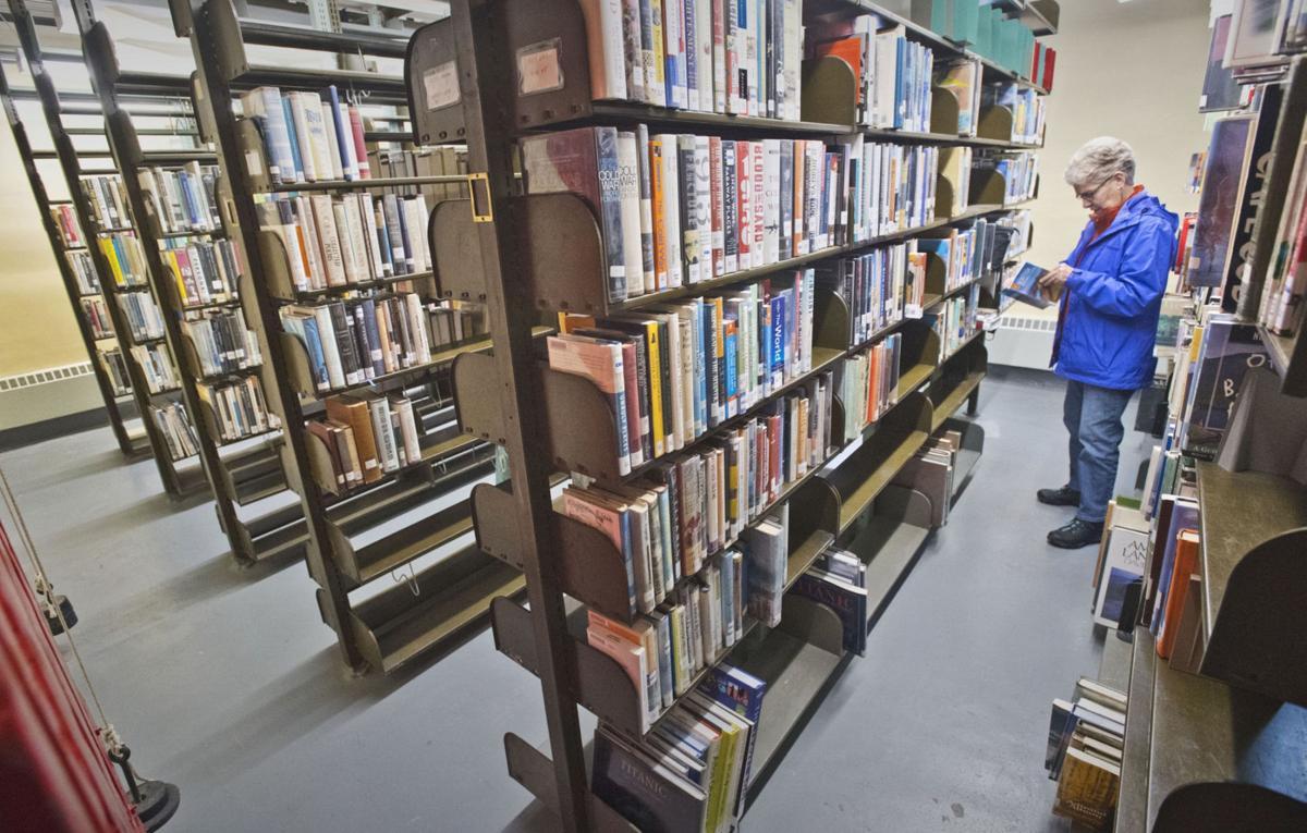 Ogdensburg library facing cuts