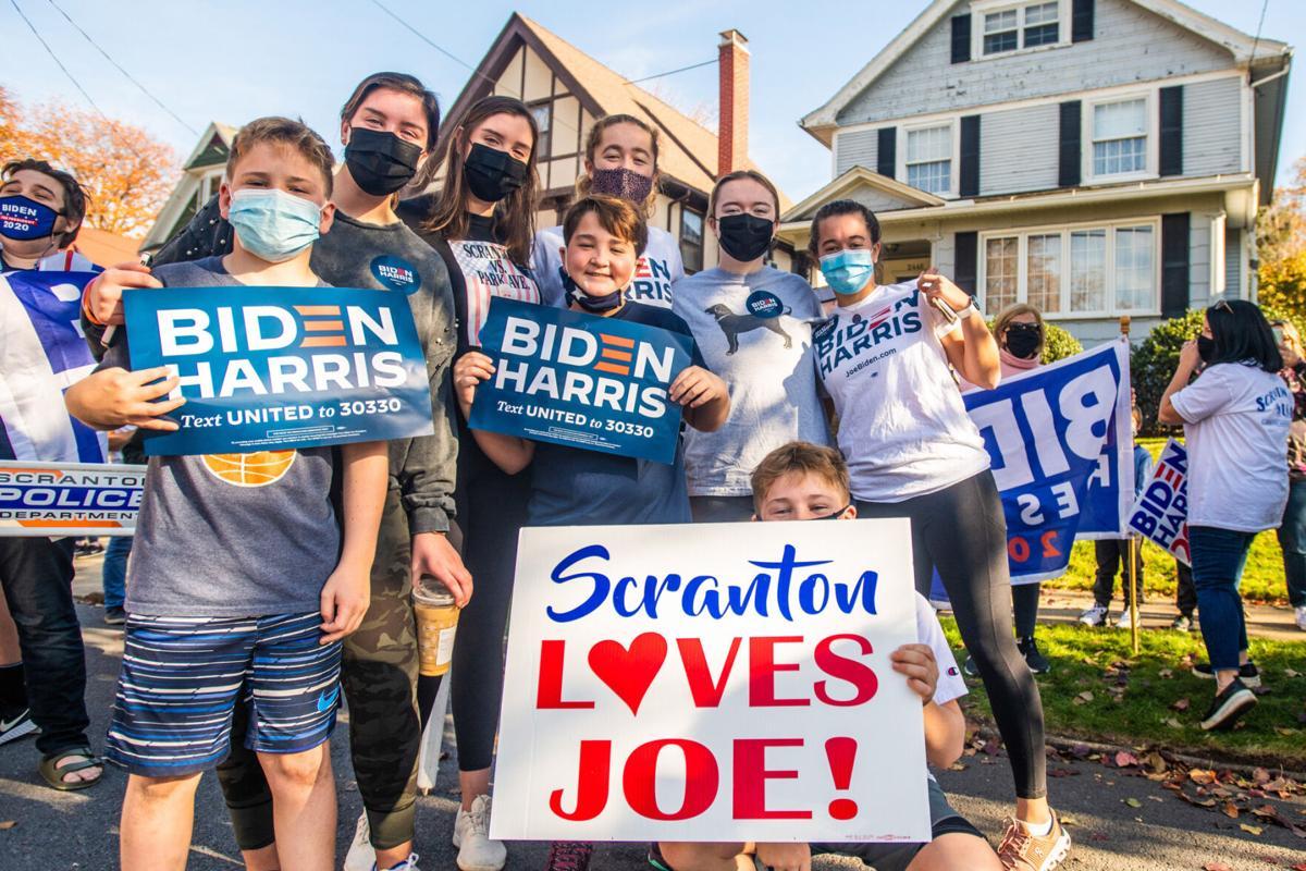 Biden victory ignites pent-up celebrations