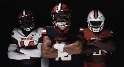 SU unveils new uniforms, helmets for 2019