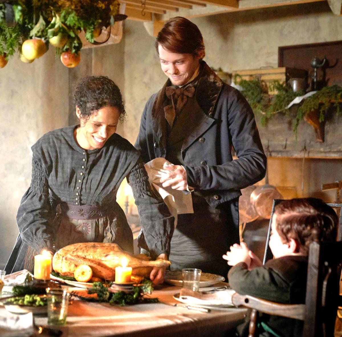 'A Christmas Carol' FX offers a new look at the Dickens holiday classic | Arts and Entertainment ...